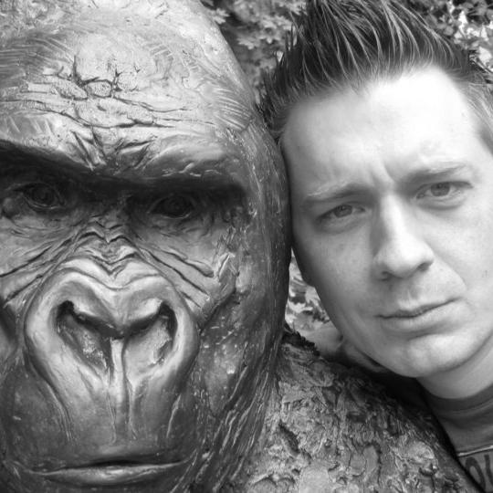 Gorilla-profil